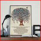 Twenty One Pilots Poster Trees Lyrics Poster Bird Heart Portrait Paper Poster US