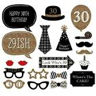 Photo Booth Props Birthday Wedding Hen Do Party Selfie Photography Favor Décor