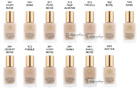 estee lauder double wear stay in place make up all colors