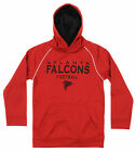 OuterStuff NFL Big Boys Performance Team Color Hoodie, Atlanta Falcons $18.99 USD on eBay