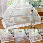 Portable Baby Toddler Kids Pop Up Mosquito Netting Bed Safety Tent Canopy Cover# image