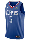 Los Angeles Clippers - Montrezl Harrell Nike Sponsor Patch Swingman Icon Jersey on eBay