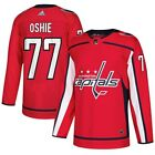 adidas TJ Oshie Washington Capitals Red Authentic Player Jersey