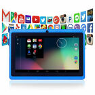 7'inch Google Android 4.2 Wifi Tablet Pc Quad Core 8gb Dual Wifi Camera Kid Pc