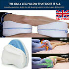 Leg Knee Pillow Memory Foam Orthopaedic Back Hips Support Firm Sleep Cushion Hot image