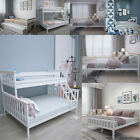 Triple Sleeper Bunk Bed/Single Day Bunk Bed/Double Bed Frame Children Adults Bed