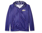 Zubaz Men's NFL Baltimore Ravens Zip Up Hoodie With Camo Accents $34.95 USD on eBay