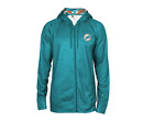 Zubaz Men's NFL Miami Dolphins Zip Up Hoodie With Camo Accents $34.95 USD on eBay
