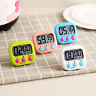 Cooking Timer Digital Kitchen Countdown and Count Clock Magnetic Backing Stand