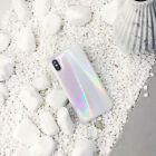 Pink laser glossy mobile phone case Phone Case  for iPhone 7 7+ 8 8+ X Xs 6s US