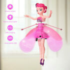 Cute Flying Fairy Magic Princess Doll Infrared Induction Girls Birthday Gift