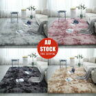 Shaggy Fluffy Rug Anti-skid Living Room Bedroom Carpet Warm Hairy Mat Home Decor