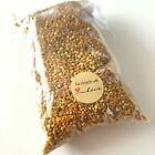 Bee pollen dried and cleaned fresh natural Organic granules, Harvest Season 2019 $9.99 USD on eBay
