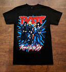 New Vintage 1989 RATT City To City Tour T Shirt Unisex Famous image