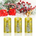 Christmas Flameless LED Candles Lights Battery Operated Tealight Party Decor