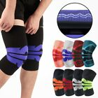 Knee Brace Support Compression Sleeves Wraps Pads for Running Basketball Sports $7.99 USD on eBay