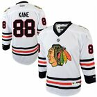 Reebok NHL Youth Chicago Blackhawks Patrick Kane #88 Replica Jersey, White $29.71 USD on eBay