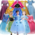 Kyпить Kids Girls Princess Fairytale Dress Up Costume Belle Cinderella Aurora Rapunzel☆ на еВаy.соm