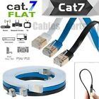 Kyпить CAT7 Internet Flat Cable RJ45 Network Patch Cord Ethernet Xbox PS4 PC LAN LOT US на еВаy.соm