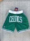 NWT Boston Celtics Men's Throwback Vintage Basketball Shorts on eBay