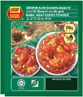 [TOP SELLING] BABA'S Curry Powder for Chicken/ Meat/ Mutton 250 gm