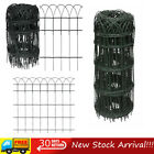 Garden Border Fence Panel Wire Mesh Patio Outdoor Lawn Edging Fencing 4 Sizes Uk