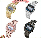 Quality Men Wrist Watch LED Retro Digital Unisex Classic New MULTICOLORE Watches image