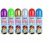 Temporary Colour Hair Spray Wash Out  Party Fancy Dress Up  Hairspray 200ml Can
