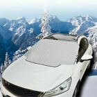 Car Magnetic Windshield Protect Cover Snow Frost Protector Sun Shield Accessory $13.01 USD on eBay
