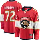 Fanatics Branded Sergei Bobrovsky Florida Panthers Red Breakaway Player Jersey