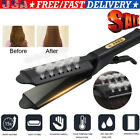 Hair Straightener Ceramic Tourmaline Ionic Flat Iron Professional Glider USA $15.99 USD on eBay