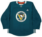 Adidas NHL Hockey Mens Pittsburgh Penguins Pro Authentic Practice Jersey