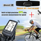 Meilan M1 GPS Bicycle Speedometer Odometer Computer + Magene MHR10 Heart Rate