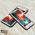 Ace of Wands iPhone X Samsung S10 Pixel Case