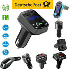 Kyпить Bluetooth FM Transmitter Adapter Auto MP3 Player Dual USB Stick KFZ Micro SD AUX на еВаy.соm