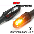 Fit Triumph Plastic Smoke Kuuga LED Turn Signals Tail Brake Light $53.8 AUD on eBay