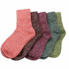 Hot! Ladies Wool Socks Womens Walking Camping & Hiking Thick Winter Boot Socks