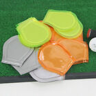 Golf Ball Cleaner PU Leather Waterproof Soft Accessory Dirt Wiping Cleaning Tool