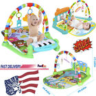 Kyпить 3 In 1 Multifunctional Baby Infant Activity Gym Play Mat Musical W/Hanging Toys на еВаy.соm
