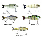 "Catch Co. Mike Bucca Baby Bull Shad Swimbait 3 3/4"", 1/2 oz.  - Choice of Colors"