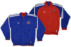 adidas Detroit Pistons NBA Boys Youth On Court Reversible Jacket, Blue-Red on eBay