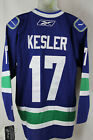 Vancouver Canucks Hockey Ryan Kesler Jersey Blue Sewn $34.99 USD on eBay