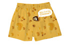 Brief Insanity Who Cut The Cheese Mouse Funny Urban Boxer Shorts Underwear 7019