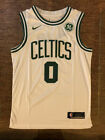 Jayson Tatum #0 Boston Celtics Men's / Youth Jersey White