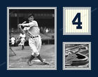 LOU GEHRIG Photo Picture Collage NEW YORK YANKEES NY Poster #1 8x10 11x14 16x20 on Ebay