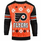 Forever Collectibles NHL Men's Philadelphia Flyers Printed Ugly Sweater $44.95 USD on eBay