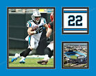 CHRISTIAN McCAFFREY Photo Picture Collage CAROLINA PANTHERS Poster 8x10 or 11x14 $12.95 USD on eBay