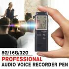 32GB Recorder Digital Voice Activated Audio Recording Device Player-Lecture