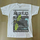 Rare 1994 Alice In Chains Jar of Flies Concert tour T-Shirt USA Size S to 3XL image