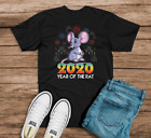 New Year 39 S Eve Of The Rat Gift Chinese Happy New Year 2020 T-Shirt